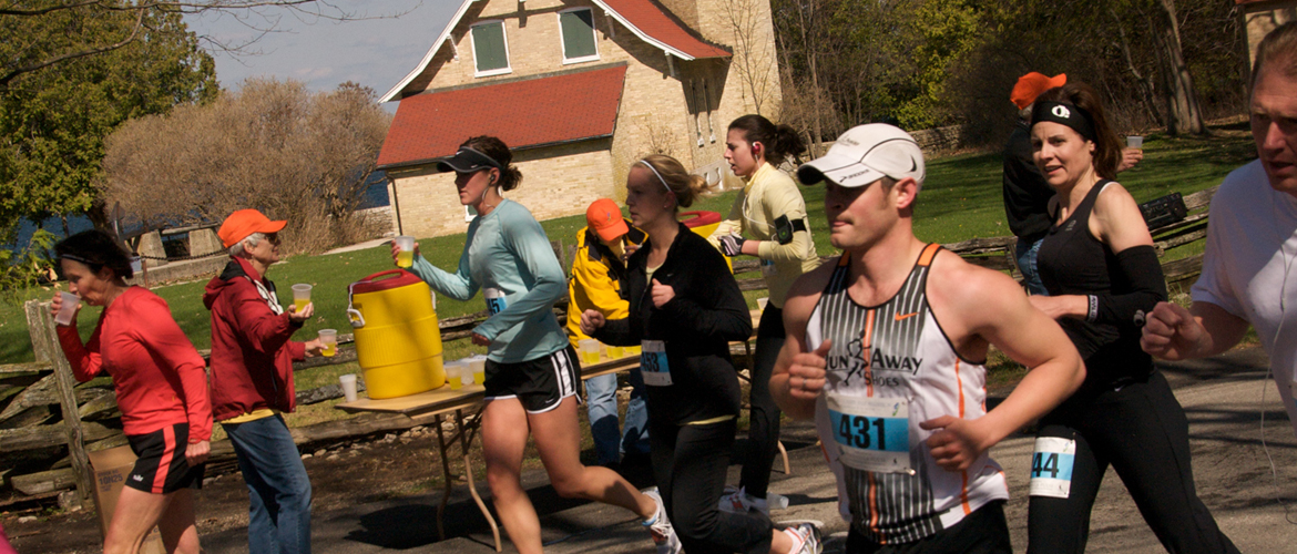 Door County Half Marathon